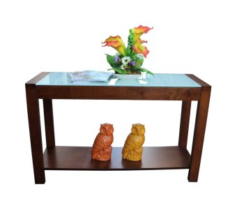 Hapihomes Infinity Console Table WENGE Price Philippines