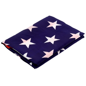 OH 3x 5 FT American Flag USA US Sewn Stripes Embroidered Stars Brass Grommets Price Philippines