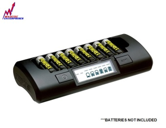 Powerex MH-C800S 8-Cell Smart Charger for AA/AAA Batterires (Charger Only) Price Philippines