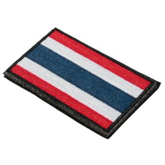 National Nation Country Flag Emblem Patch Embroidered Applique Sew Trim Badge Thailand Price Philippines
