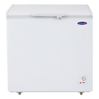 Harga Fujidenzo FC-06 ADF 6 cu.ft Solid Top Chest Freezers (White)