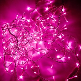 Harga Mabuhay Star 100 LED String Christmas Lights (Pink)