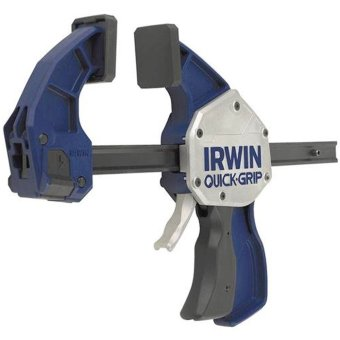 Harga Irwin Quick-Grip XP 12-inch One Handed Bar Clamps / Spreaders