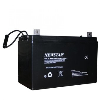 Harga Newstar Sealed Lead Acid Battery 12V100Ah NCB100-12