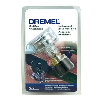 Harga DREMEL MINI SAW ATTACHMENT 670