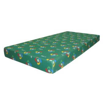 Harga Jolly Eco Comfort Foam 4x36x75- Green