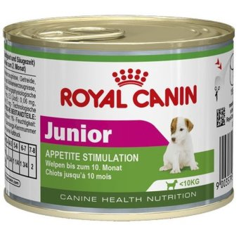 Harga Royal Canin Junior Wet Dog Food
