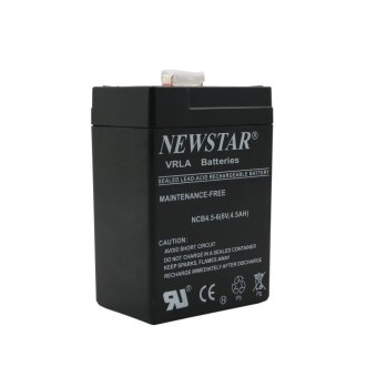 Harga Newstar Sealed Lead Acid Battery 6V4.5Ah NCB4.5-6