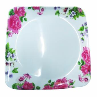 Homex Floral cube plate set of 6 Price Philippines