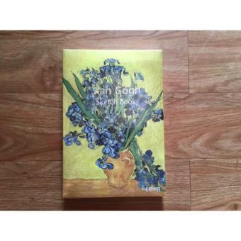 Harga Irises Van Gogh Sketch Book