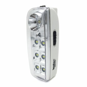 Harga Leetec LT-331 Rechargeable Emergency Lantern (White)