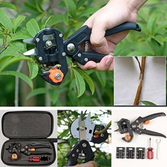 Abusun New Garden Fruit Tree Pro Pruning Shears Scissor Grafting cutting Tool garden tools set pruner Tree Cutting Tool - intl Price Philippines