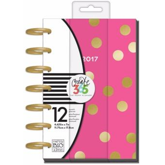 Harga Me&My Big Ideas - Create 365 The 2017 Mini Happy Planner - Big City Brights -12 Month Planner