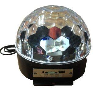 Harga Half Moon Disco Light 6001