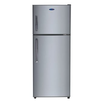 Harga Fujidenzo 12.0 Cu,ft Two Door Direct Cool Refrigerator RDD-120 S (Gray)