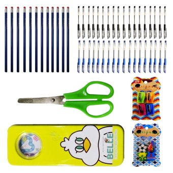 School Accessories Belle Combo Set of 1 (Assorted) Price Philippines