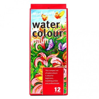 Harga Mont Marte Watercolour Paints