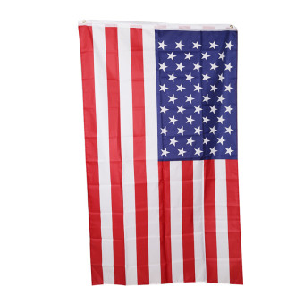 Hanyu American US Flag Polyester Printed Stars and Stripes USA Banner Flag - intl Price Philippines