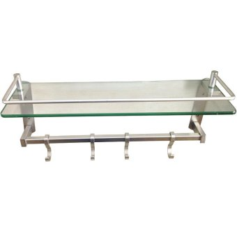 Harga Glass Stand with Hook