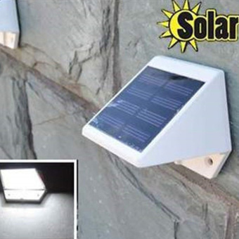 PAlight Outdoor Solar Powered 2 LED Garden Lighting Price Philippines