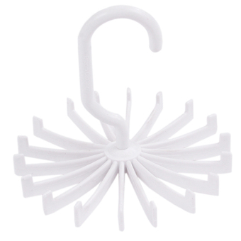 Yingwei Tie Hangers Silk Scarves Rack White Price Philippines