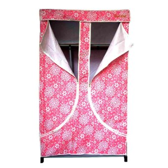wawawei 202 M Homestar Vinyl Closet (Pink) Price Philippines