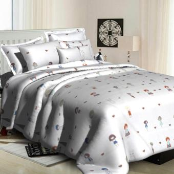 "Sleep Essentials Desiree Fire Roaster Collection 3 Piece Bedding Set (Fits 3"" to 6"" Bed Cushion) Price Philippines"