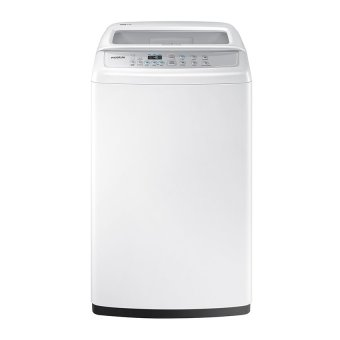 Harga Samsung 6.5 Kg Top Load Washing Machine WA65H4200SW White