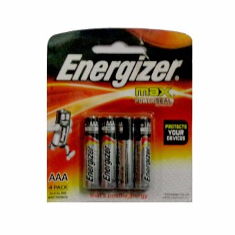Energizer Battery AAA set of 1 Price Philippines