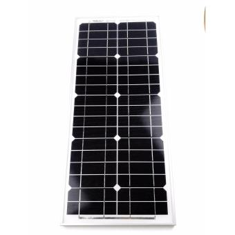 20Watts 18V 1110mA Mono Crystalline Solar Modules Price Philippines