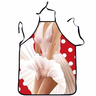 Sexy Apron Novelty Sexy Marilyn Monroe WQ045 Price Philippines