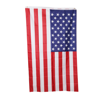 YingWei American US Flag Polyester Printed Stars and Stripes USA Banner Flag Price Philippines