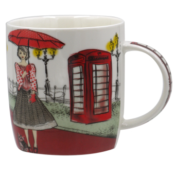 The Lovely Ladies Mug (Multicolor) Price Philippines