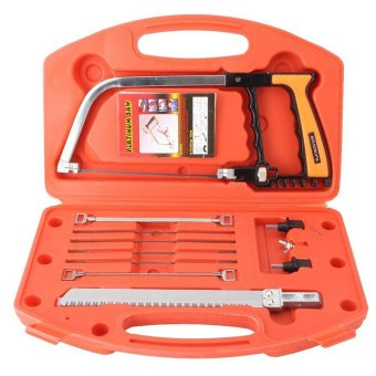 Harga Professional Magic Saw Tool Universal Saw Hand Saw DTY Woodworking Saws Set Kit Multifunction Mini Wood Working - intl