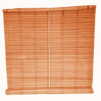 Harga Native Bamboo Window Blinds (Brown)