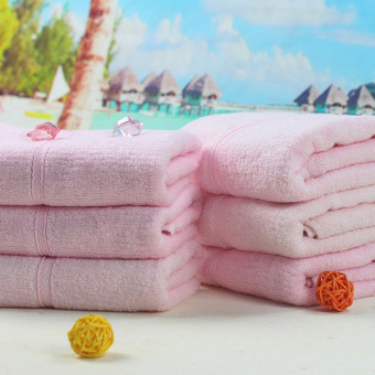 Harga Bamboo fiber towels 6 installed