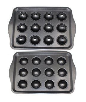 Harga Kitchen Hub Bake Delicious Cake Pops Baking Pan Accessories