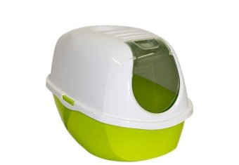 Harga Moderna Smart Cat Fun Litter Box (Green)
