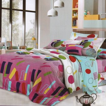 Harga CS Home Linen Collection Geons 3 Piece Bedding Sets