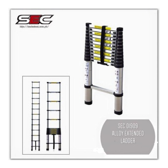 SEC 01909 Alloy Extended Ladder Price Philippines