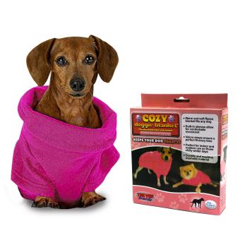 Cozy Doggie Small Pet Blanket (Pink) Price Philippines