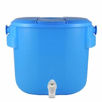 Tupperware Water Carrier with Handle 8.7 Litres Cool Aqua Price Philippines