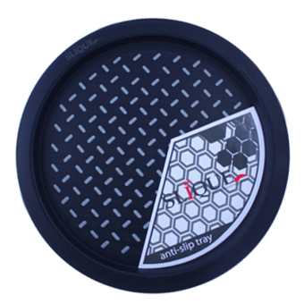 Slique SLQ-FY30007-BK Anti-slip Tray (Black) Price Philippines