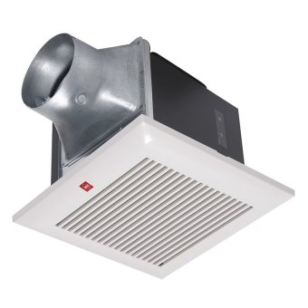 "KDK 17CUF 5"" Ceiling Mounted Ventilating Fan (White)"