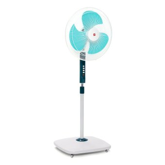 "KDK SF40Y-G 16"" Stand Fan (Green)"
