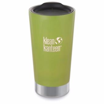 Klean Kanteen Vacuum Insulated Tumbler 16oz Cafe 2.0 (Bamboo Leaf)