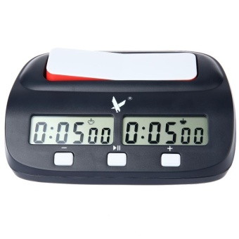 LEAP KK9908A Digital Chess Clock Count Timer for Game Competition -intl Price Philippines
