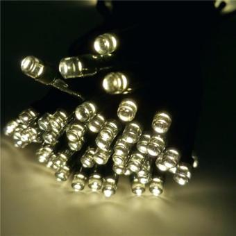 Mabuhay Star SOLAR LED Fairy Lights - 100 Bulbs White Price Philippines