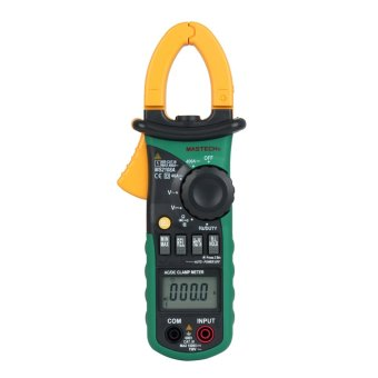 Mastech MS2108A Auto-Ranging DC/AC Digital Clamp Meter
