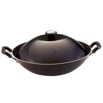 Meyer Covered Chinese Wok Black 40cm (13852) Price Philippines